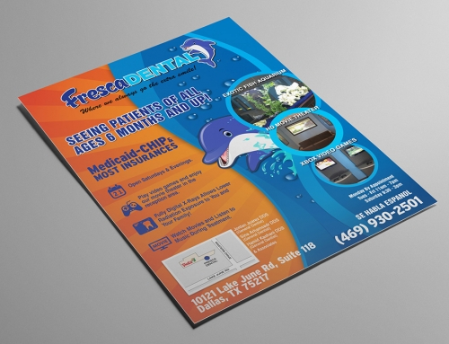 Fresca Dental Office Flier